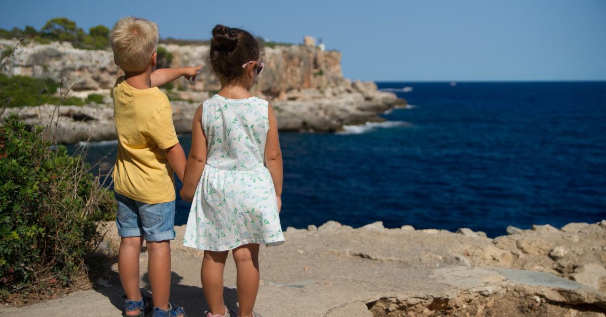 Cestovanie s deťmi a spoznávanie sveta